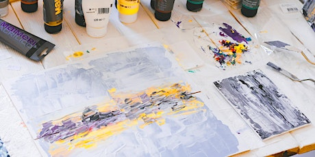Brush, Blend and Mix! - 6-8yrs tickets