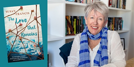 Book Launch: 'The Love That Remains' by Susan Francis - Newcastle Library