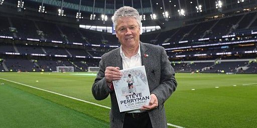 Vancouver Spurs Legends Event - Steve Perryman