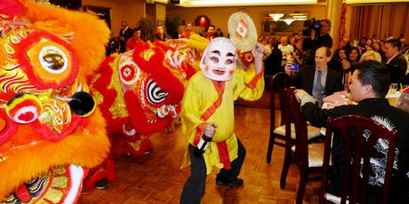 Sien Lok Society's 51 Annual Chinese New Year Gala & Fundraiser tickets