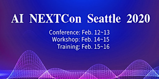 AI NEXTCon Developers Conference Seattle 2020