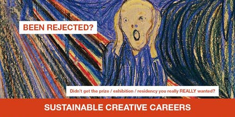 Resilience: how to get over the rejection letters and stay in the game | Sustainable Creative Careers tickets