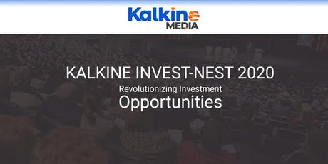 Kalkine Invest Nest 2020 tickets