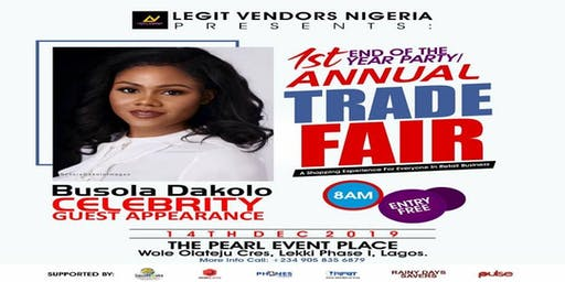 End of the year party / annual trade fair