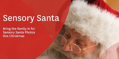 Sensitive Santa Sessions tickets