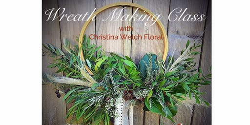 DIY Christmas Wreath Workshop