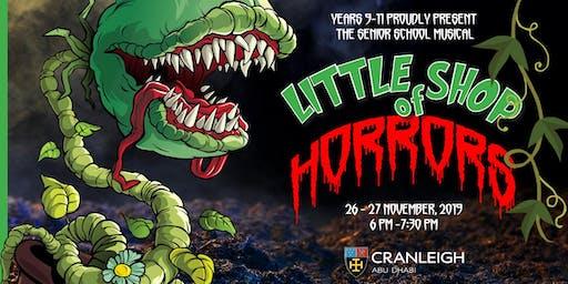 Little Shop Of Horrors - 2019 Cranleigh Senior School Musical