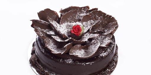Workshop: Decorate a Chocolate Cake