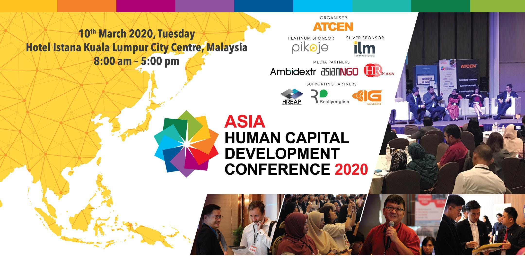 Asia Human Capital Development Conference 2020