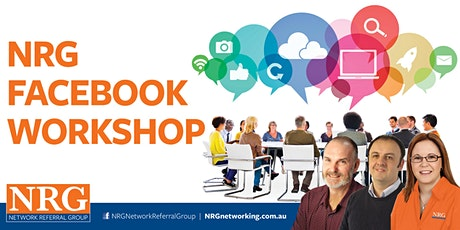 NRG Networking Facebook Training - South  tickets