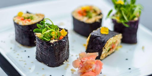 Vegetarian Sushi 101 - Cooking Class by Cozymeal™