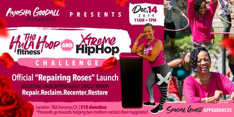 Hula Hoop and XtremeHipHop Fitness Challenge tickets