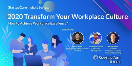 Prepare for 2020: Transform Your Workplace Culture tickets