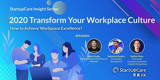 Prepare for 2020: Transform Your Workplace Culture