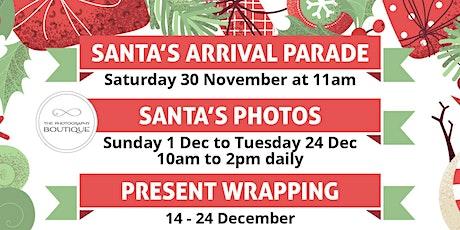 Professional Santa Photos tickets