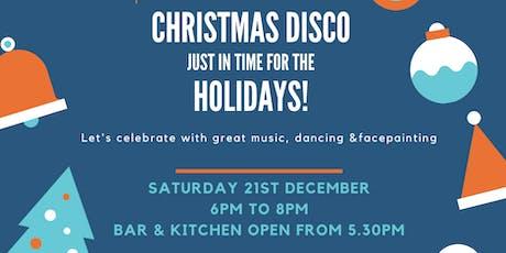 Christmas Disco tickets
