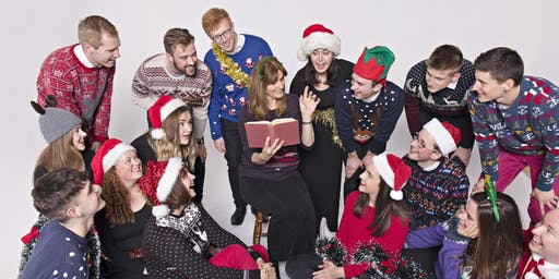 New Dublin Voices presents: Carols for Christmas 2019