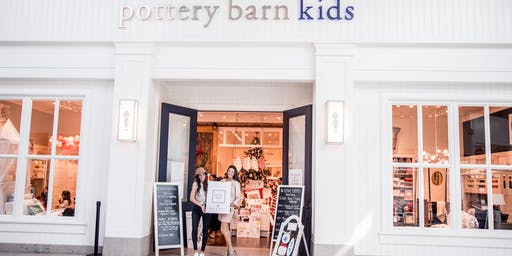 Pottery Barn Kids hosts Arts and Crafts + Storytime reading