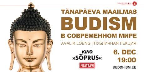 Buddhism In Modern World tickets