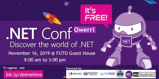 .NET Conference Owerri