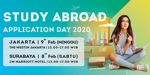 STUDY ABROAD - Application Day 2020