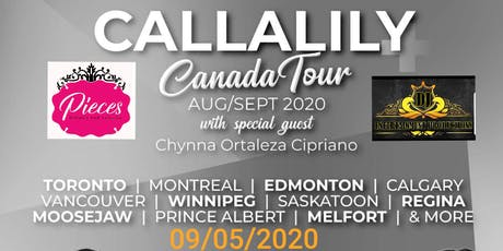 Callalily Canada tour 2020 tickets