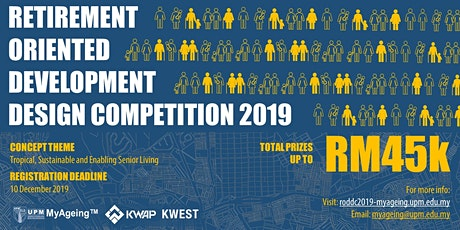 Retirement Oriented Development Design Competition 2019 tickets