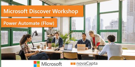 Flow CIE Workshops Tickets