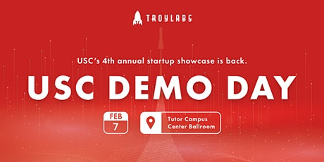 USC Demo Day 2020 tickets