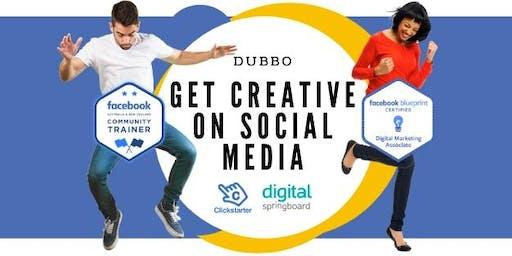 Get Creative on Social Media