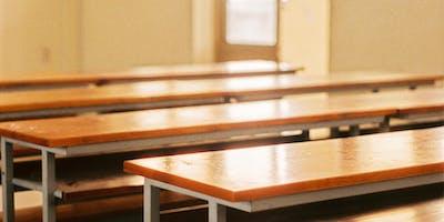 La dispersione scolastica non è solo banchi vuoti: incontro con Ricci