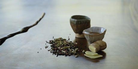 Mindful Tea Drinking Workshop tickets