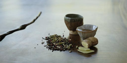 Mindful Tea Drinking Workshop
