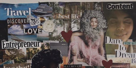 Vision Board Workshop! Manifest the life you really want. tickets