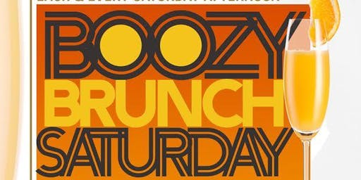 Boozy Brunch Saturdays & Day Party @ Havana Cafe Castle Hill
