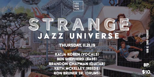 Strange Jazz Universe