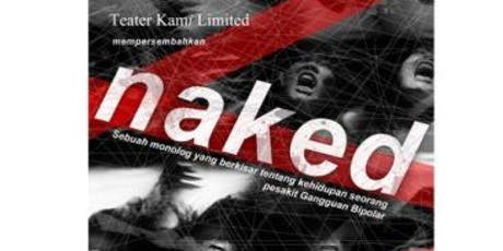 Naked: Diversity Week Theatre Edition tickets