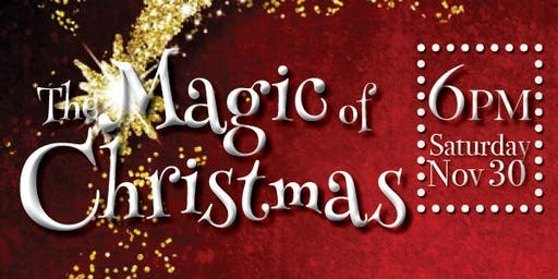 The Magic of Christmas 6 PM Evening Show