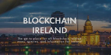 Blockchain Ireland December Meetup tickets