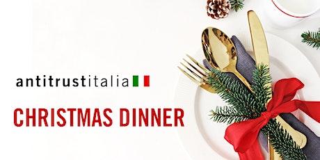 Christmas Dinner - 13 December 2019 tickets