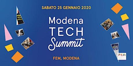 Modena Tech Summit biglietti