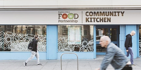 Setting up a Community Kitchen: Our story tickets