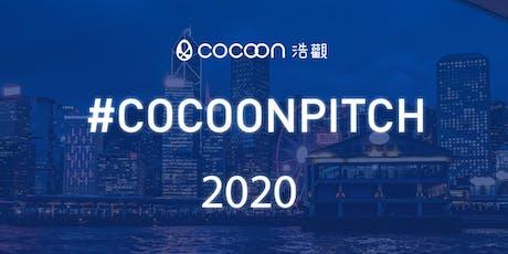 CoCoon Pitch Semi-Finals Spring 2020 (16/1) 浩觀創業擂台準決賽 二零二零年春季 tickets