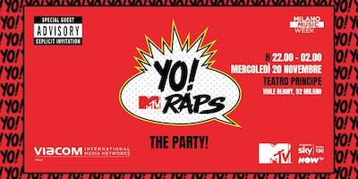 YO! MTV RAPS - THE PARTY
