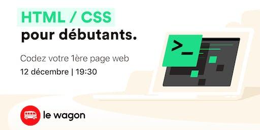Codez votre 1ère Landing Page en seulement 2 heures !