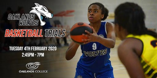 Wolves Basketball Academy Open Day and Trials