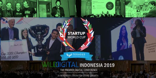 Startup World Cup Indonesia Regional Event