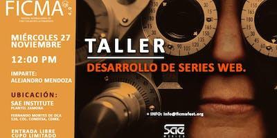 Taller Desarrollo de series web.
