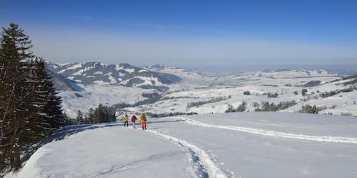12h Schneeschuh-Trophy Appenzell