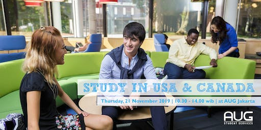 Study in USA and Canada